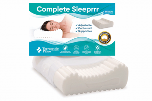 Complete Sleeperrr original - adjustable memory foam pillow N