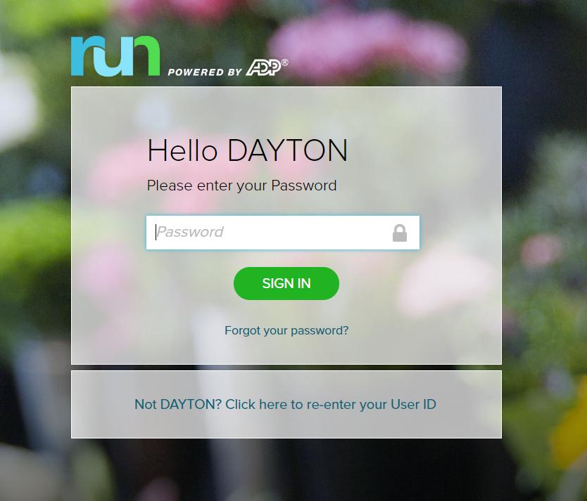 ADP Website