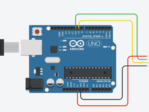 HOW TO INTERFACE AN ULTRASONIC SENSOR WITH ARDUINO USING TINKERCAD
