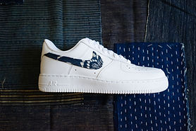 Custom Sneakers Nike Air Force 1 | Simple Union