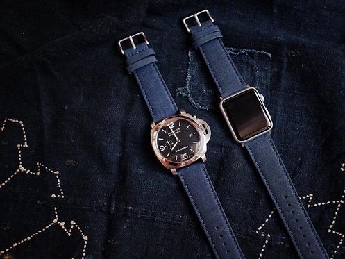 Watch Strap - Vintage Indigo Strap Premium
