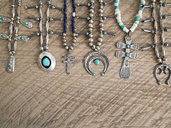 Vintage Navajo Tradebeads Necklace | Simple Union