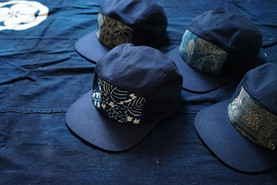 Camp Cap | Simple Union | Indigo