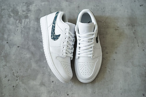 Air Jordan 1 Low - VTG Kofu Swoosh | Simple Union