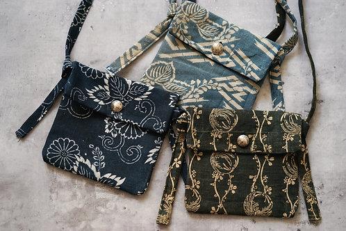 Medicine Bag - Pattern Kofu