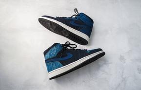 Nike AJ1 Indigo  | Simple Union