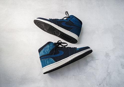 Nike Air Jordan 1 Retro Hi OG - VTG Indigo