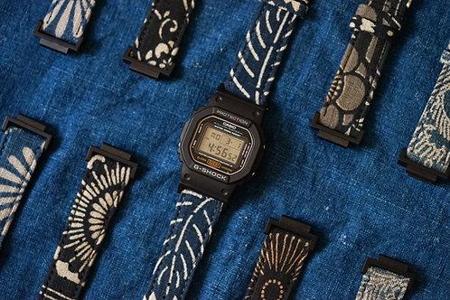 G Shock Watch Strap - Vintage Kofu Strap Premium