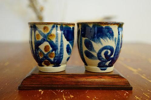 Handcraft pottery Coffee Mug - Type 6