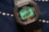 Custom Made Casio G Shock 5600 - Ukiyo-E | Simple Union