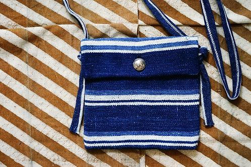 Medicine bag - Africa Indigo
