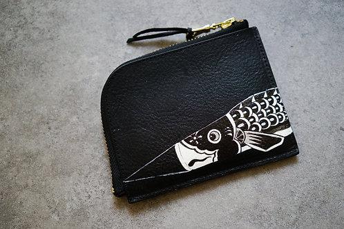 L Zip Wallet - Koinobori
