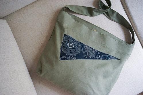 Musette bag - VTG Kofu Flag