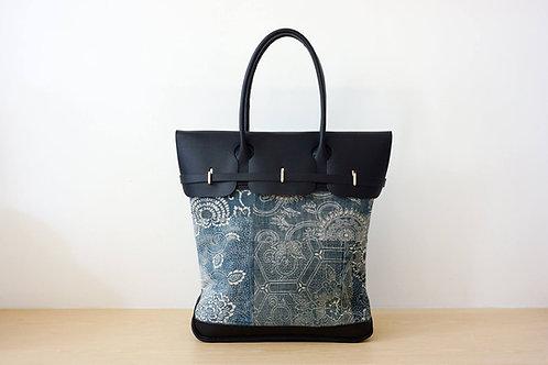 Mail Satchel Bag - Vintage Kofu