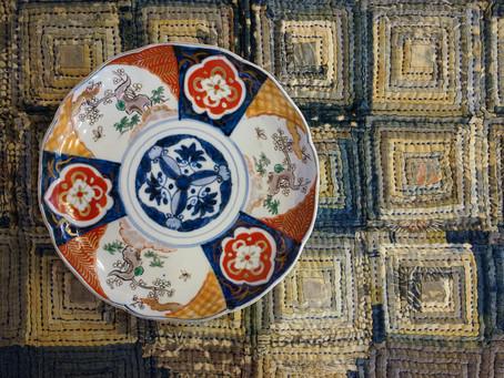 Antique Imari Ware古董伊萬里瓷器