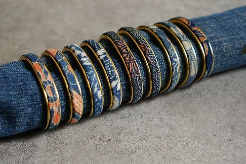 Brass Bracelet - VTG Kofu