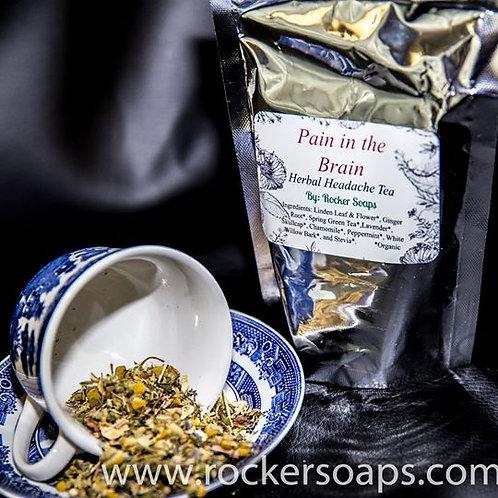 Pain in the Brain Herbal Tea
