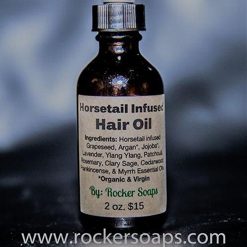 Herbal Infused Hair Oil