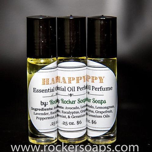 Happy Essential Oil Perfume