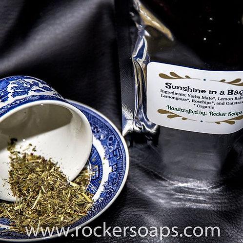 Sunshine in a Bag - Organic Yerba Matte Tea