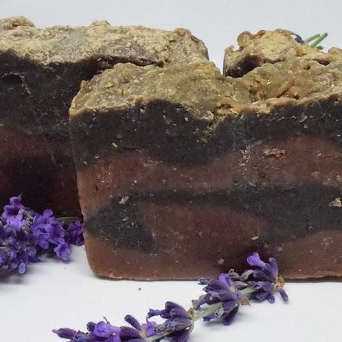 Calming Soap with Chamomile, Lavender, and Ylang Ylang