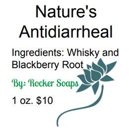 Anti-Diarrhea Herbal Tincture