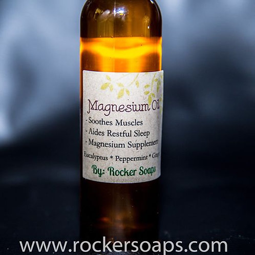 Muscle Mend Magnesium Oil