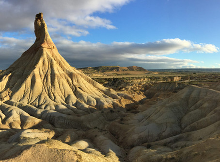 Bardenas, a land of adventure