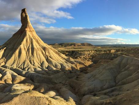 Bardenas, une terre d'aventure