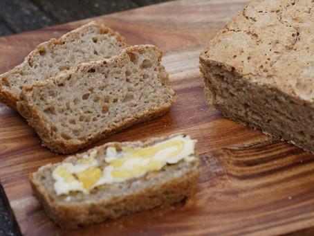 Le pain sans gluten de vos rêves!