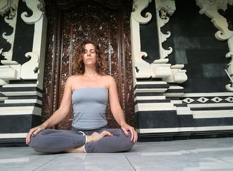 Mental and physical balance: Sama Vritti