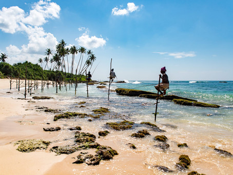 Sri Lanka, the emerald island