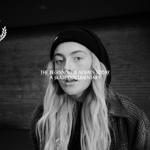 The beginning is always today, a skate documentary by Cédric Jereb