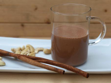 Chocolat chaud et cru