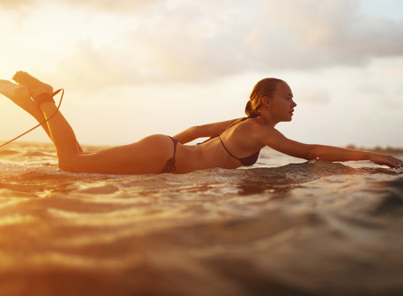 The best yin yoga pose after paddling