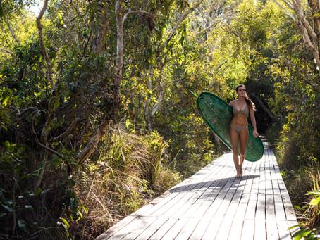 Kathryn Hughes, le longboard à l'australienne