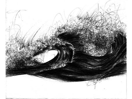 Agathe Toman et l'art du dessin