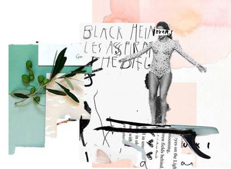Filipa Costa, a collagist artist