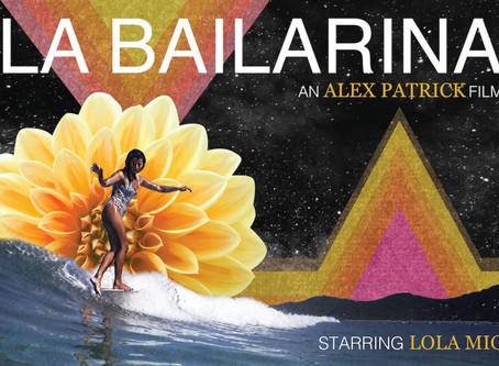 La Bailarina, un film tout léger avec Lola Mignot