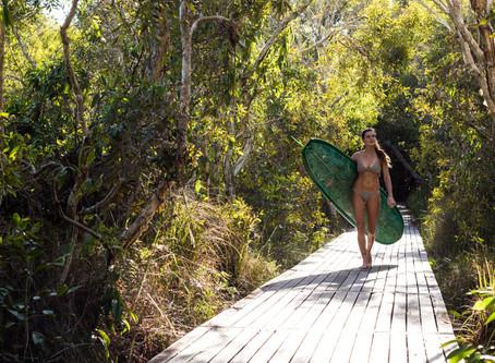 Kathryn Hughes, meet an amazing australian surfer
