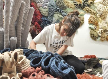 The tapestries of Vanessa Barragão