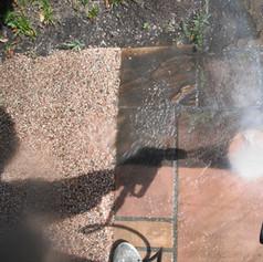 トルネードによる高圧洗浄