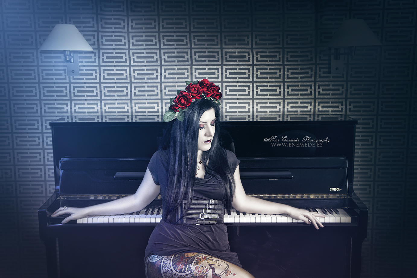 Lindsay (Cradle of Filth)-2013