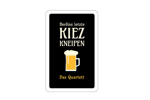 Berlins letzte Kiezkneipen – das Quartett