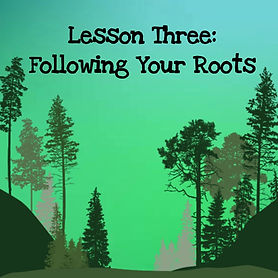 The wisdom of trees audio course. Lesson three following your roots to your ancestors.
