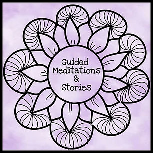 My guided meditations and inspirations for healing are linked here.