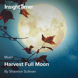 Harvest Full Moon Song by Shannon Sullivan