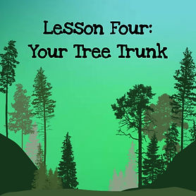 The wisdom of trees audio course. Lesson four knowing the trunk of your tree. Your core values.