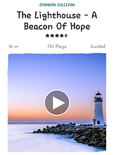 A guided meditation helping us connect with the possibility of hope.