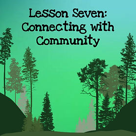 The wisdom of trees audio course. Lesson seven connecting with the community.